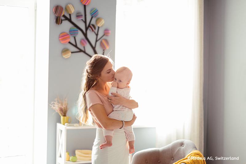 Deine Muttermilch ist das Beste, was du deinem Kind geben kannst. Sie ist maßgeschneidert und liefert genau das, was dein kleiner Schatz braucht.