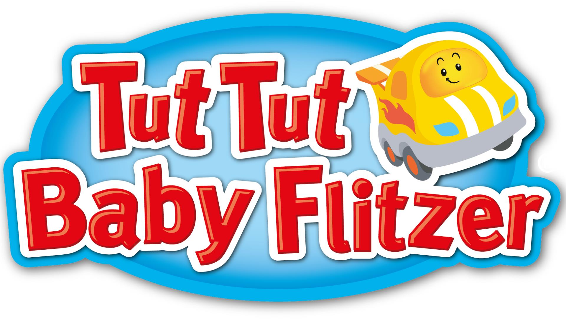 Tut Tut Baby Flitzer Logo 20191