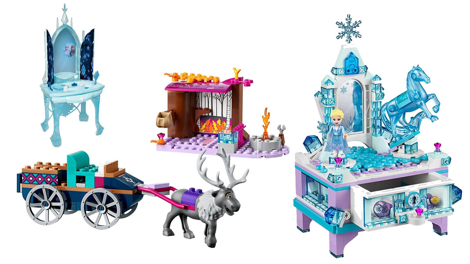 Uebersicht Frozen Toys