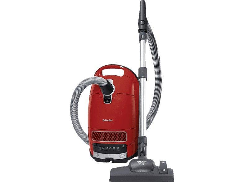 MIELE Complete C3 Red EcoLine Staubsauger, maximale Leistung: 550 Watt, Mangorot