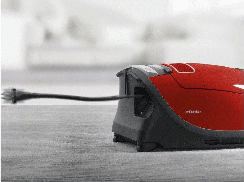 MIELE Complete C3 Red EcoLine Staubsauger - Bild: Miele / Saturn