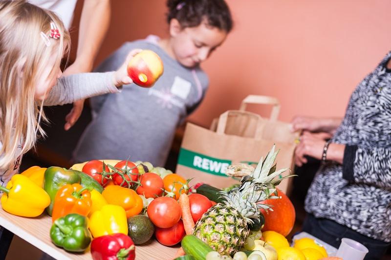 Je vielfältiger desto besser: Bunt ist nicht nur lecker, sondern auch gesund! Die Zubereitung spielt keine Rolle. Bild: REWE