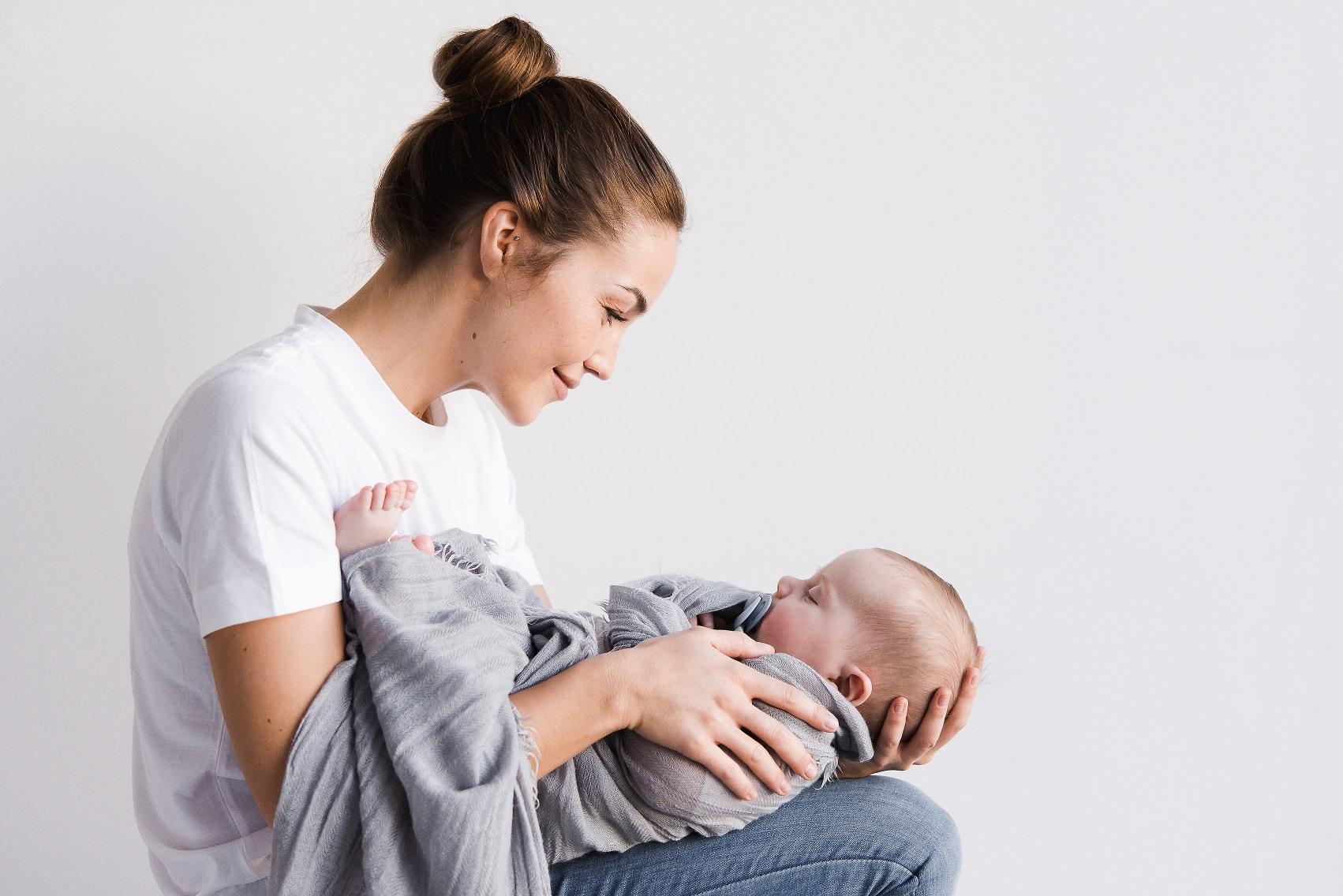 Babys und Kleinkinder erkranken am häufigsten an Meningokokken. Bild: GlaxoSmithKline
