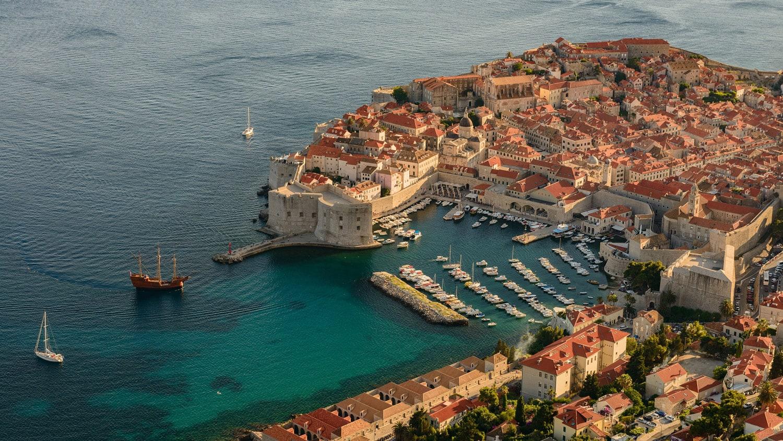Dubrovnik wurde 1979 zum UNESCO-Weltkulturerbe erklärt.Foto: Luka Esenko