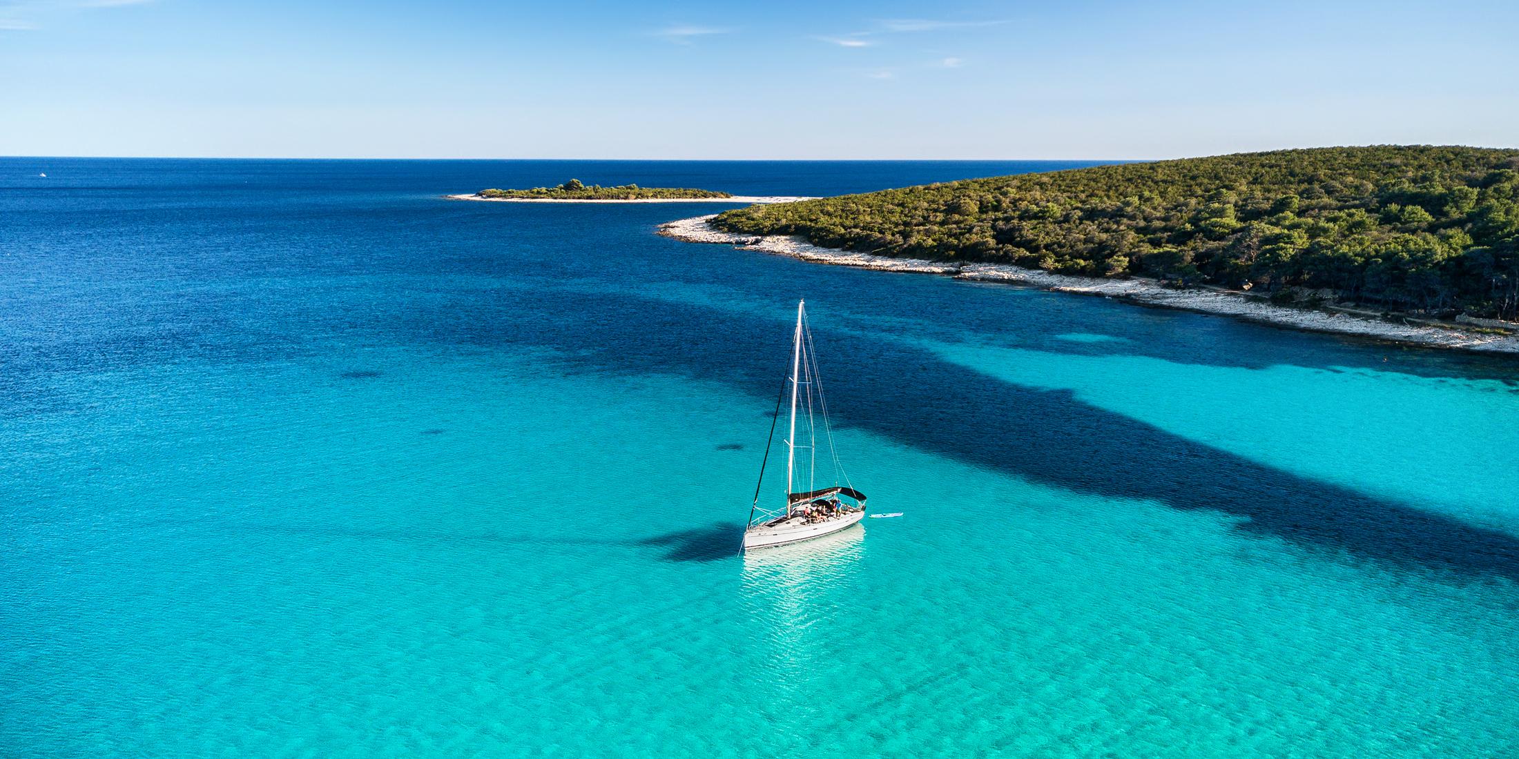 Die kroatische Region Zadar als Urlaubsparadies für Familien
